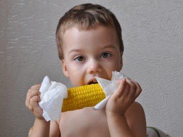 кукуруза - полезный продукт