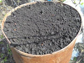 Подготовка материала и грунта