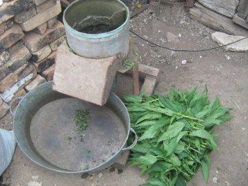 Как правильно использовать измельчитель травы: меры предосторожности и хранение