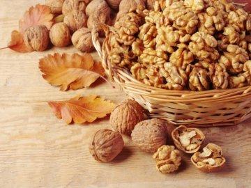 Срок годности грецких орехов
