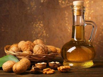 Настойка из перегородок грецких орехов