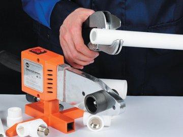 Инструменты для монтажа водопровода