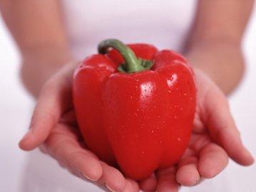 Красный сладкий перец