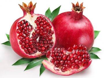 Состав и польза ягод граната