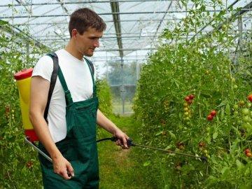 Применение для овощных культур