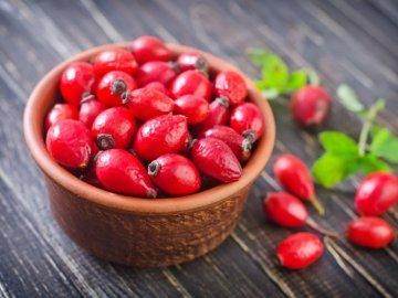 чем полезны плоды шиповника
