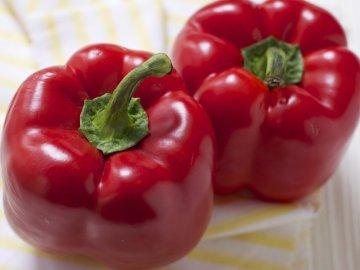 Полезные свойства красного сладкого перца