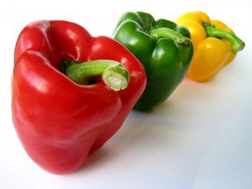 Популярные сорта перца болгарского