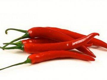 Характеристики горького перца