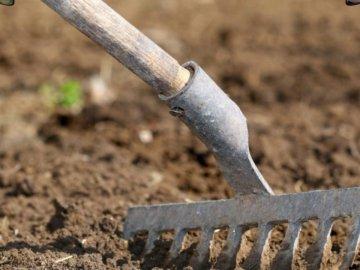 Подготовка почвы под материал