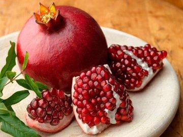 Особенности строения плода граната