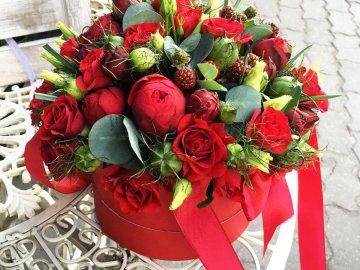 Какие цветы подходят для составления букетов в подарок