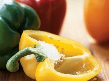 Уборка болгарского перца и получения семян