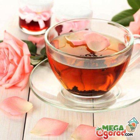 Как засушить лепестки роз для чая?