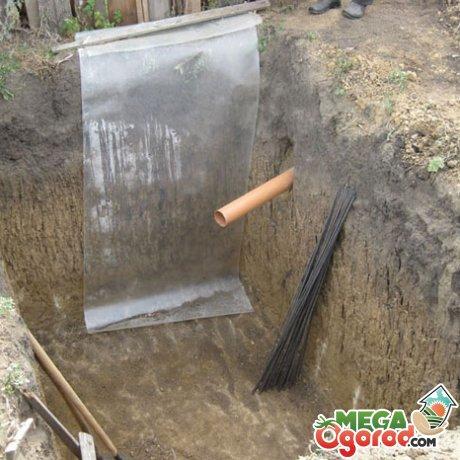 Использование септиков для стока воды