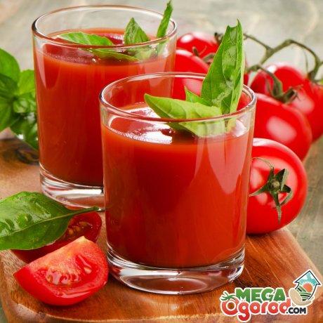Применение томатов