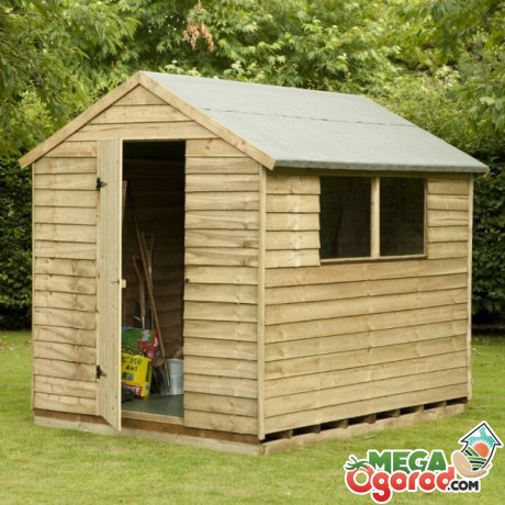 Дизайн хозяйственного домика