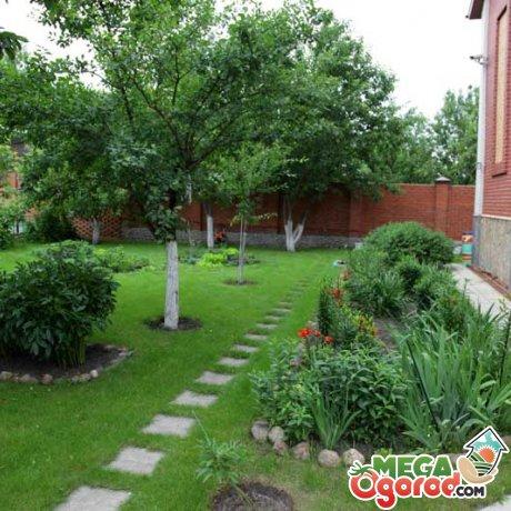 Оптимальная планировка сада