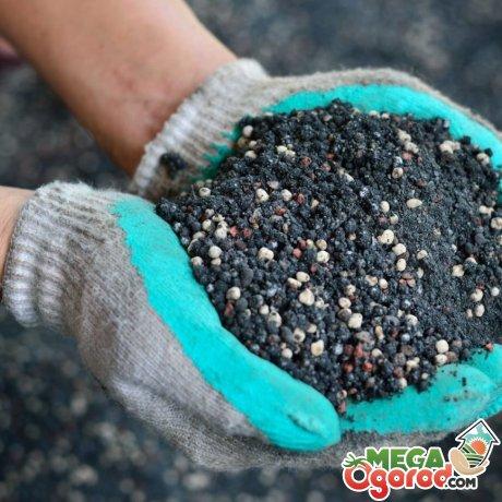 Какие бывают минеральные удобрения?