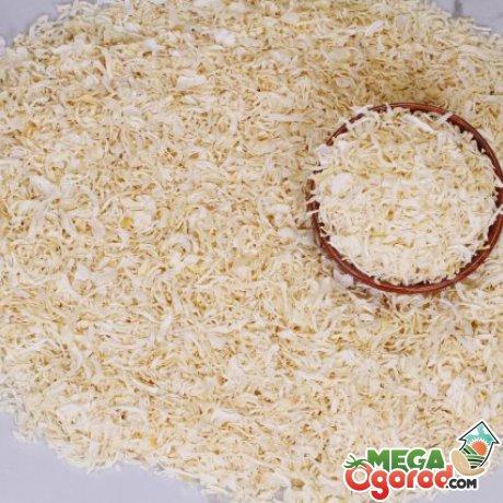 Подготовка и хранение лука в сушеном виде
