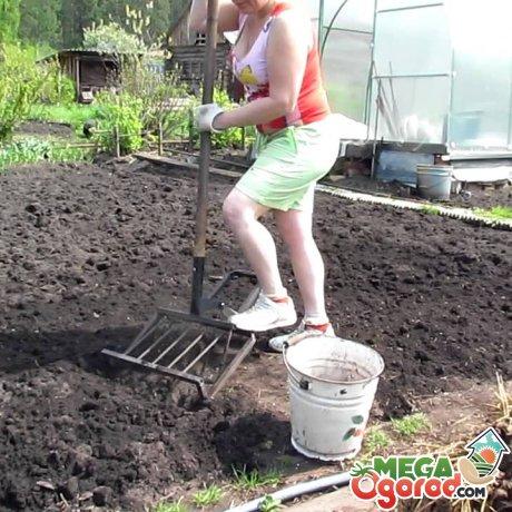Правила использования садового оборудования
