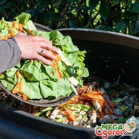 Материалы для компостирования