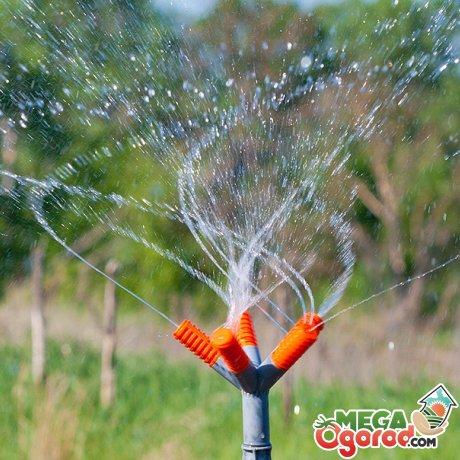 Система полива дождеванием своими руками